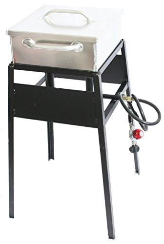GrubbWay EZ Pour Multi-Purpose Fryer/Boiler Boiler Stand