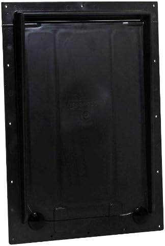 Magnador Large Bronze Heavy-Duty Magnet Pet Door 13 x19 3 4