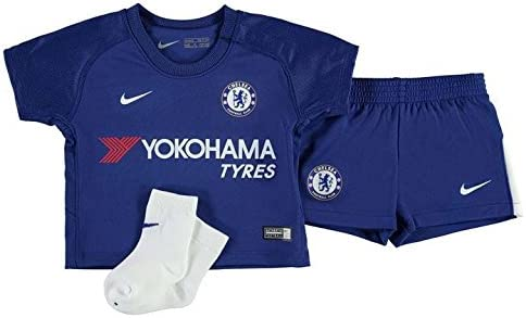 Amazon.com   NIKE 2017-2018 Chelsea Home Baby Kit   Sports   Outdoors 3ee55d45d
