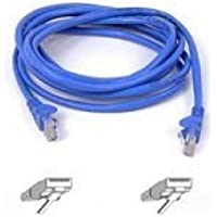BELKIN Belkin High Performance - Patch cable - RJ-45 (M) - RJ-45 (M) - 10 ft - CAT 6 - blue / A3L980-10-BLU /