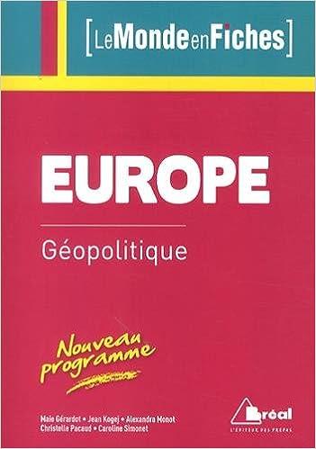 L'Europe pdf epub