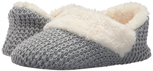 Pictures of Dearfoams Women's Sweater Knit Bootie 50641 4