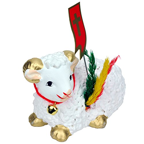 Buy easter lamb decor