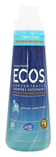 earth-friendly-products-979906-ecos-4x-concentrate-free-and-clear-liquid-laundry-detergent-25-oz-bot