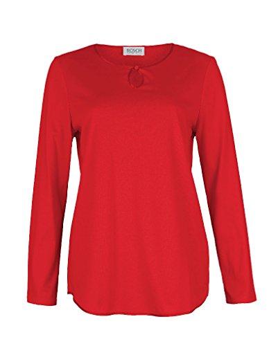 Rosch Interlock Blue Pyjama Set Long Sleeves 1884015 Red