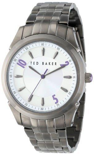 Ted Baker Men's TE3032 Quality Time Sunburst Texture Inner Dial Watch
