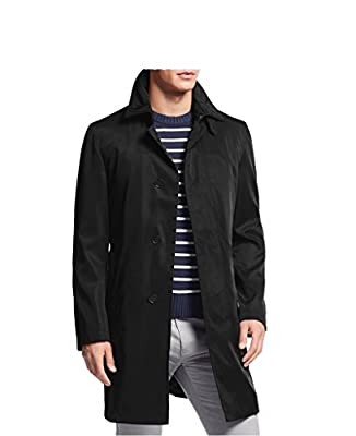 Calvin Klein Men's X Mail Slim-Fit Raincoat with Removable Liner