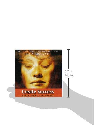 Create Success Brain Sync Subliminal (Brain Sync Audios)