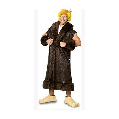 The Flinstones Deluxe Barney Rubble Adult Costume Size: -