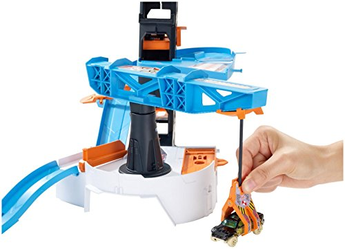 Matchbox Elite Rescue Playset