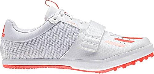 da uomo Adidas corsa bianche da JumpstarScarpe 0nPNwOX8k