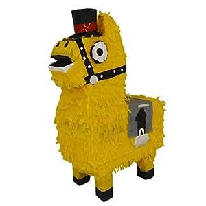 Amazon.com: Aurabeam - Piñata de llama para fiestas de juego ...