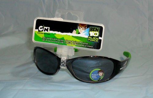 BEN10 Alien Force Sunglasses Silver for Boys ~ Protect Your - Sunglasses Eye Alien