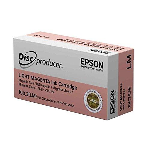EPSON SRBN413 Ink Cartridge for Pp-100, Light Magenta