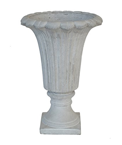 Footed Urn (Benzara HRT-16081 10.5