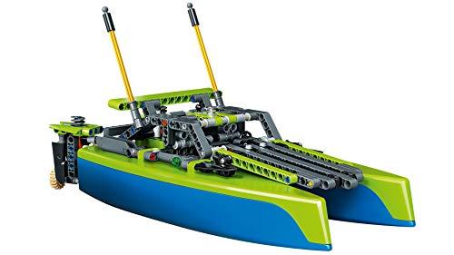 LEGO - Technic Catamarano, Set di Costruzione e Idea Regalo per Ragazzi di +8 Anni, 42105 6 spesavip