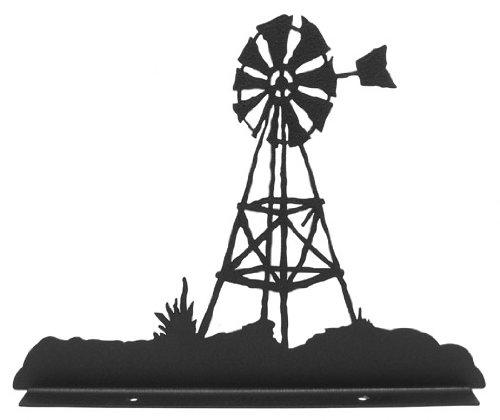 Windmill Mailbox Topper