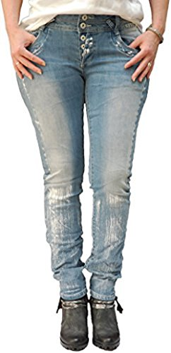 Blue Monkey Jeans - Vaqueros - para mujer