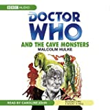 Doctor Who and the Cave Monsters by Malcolm Hulke front cover