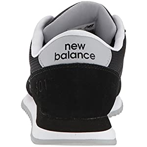 New Balance Women's 501v1 Lifestyle Sneaker, Black, 10 B US