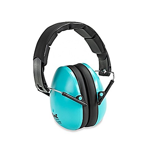 Race Baby (Baby Banz Earmuffs Kids Hearing Protection - Ages 2+ Years - THE BEST EARMUFFS FOR KIDS - Industry Leading Noise Reduction Rating - Soft & Comfortable - Kids Ear Protection, Turquoise)