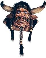 World of Warcraft Tauren Overhead Latex Mask