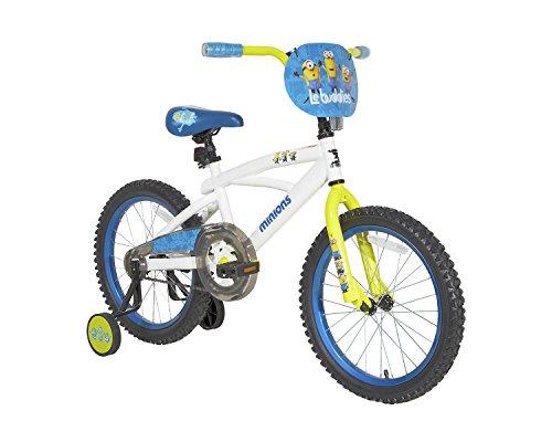 18 Inch Dynacraft Minions Boys' Bike