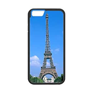 Cathyathome Iron Tower IPhone 6 Cases, [Black]