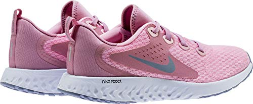 gs Pink Multicolore Femme Running pink Nike Slate Chaussures React Compétition elemental Legend De ashen 600 ZpAwgEq