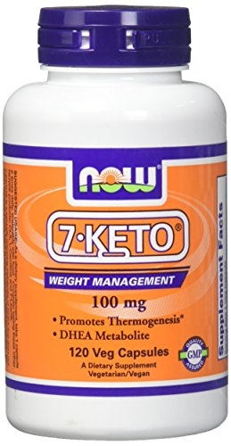 Now Foods 7 Keto Capsules Count product image