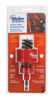 Turbo Tube Copper Brush