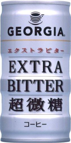 (お徳用ボックス) ジョージア エクストラビター 175g缶×30本