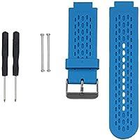 Forgun Silicone Wrist Band Strap for Garmin Approach S2/S4 GPS Golf Watch/Vivoactive