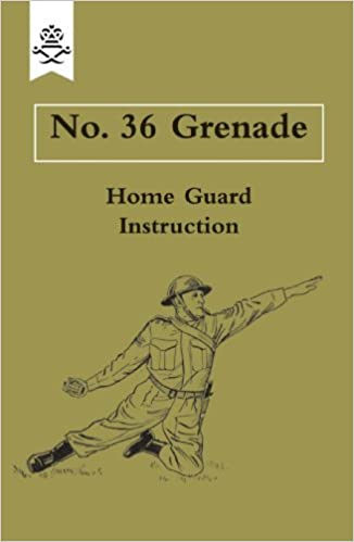 No 36 Grenade Military By West Riding Home Guard Grenade Office