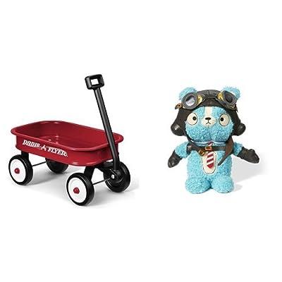 Wagon and Bear Bundle: Toys & Games