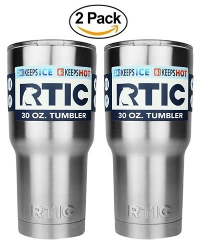 RTIC 30 Oz Stainless Steel Tumblers - SET OF 2