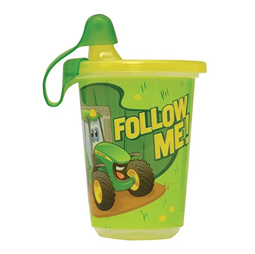 John Deere Travel Cup Take N Toss 3 Pack Sippy Cup