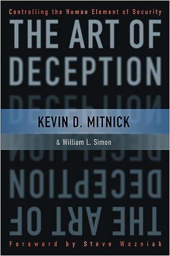 Descargar Libro Gratis The Art Of Deception: Controlling The Human Element Of Security PDF Gratis Sin Registrarse