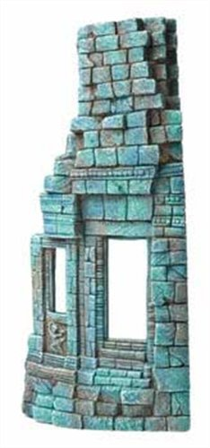 Hydor H2Show Atlantis Right Temple Decoration 13.8 x 6 x 2.8