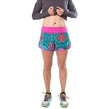 Katie K. Active Women's Run Shorts - Elastic Waist - In Plus Sizes - Seen On The Biggest Loser