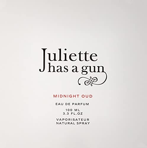Juliette Has A Gun MIDNIGHT OUD EAU DE PARFUM 100ML