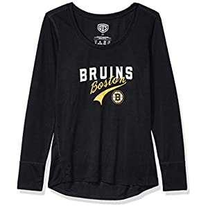 OTS NHL Women's Poly Long Sleeve Tee