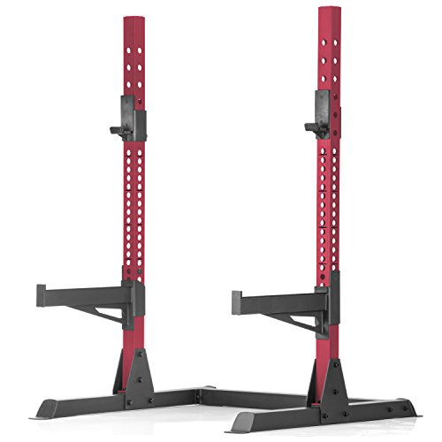 XMark Commercial Squat Rack and Bench Press