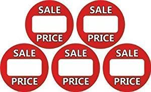 Sale Price Stickers School Stickers