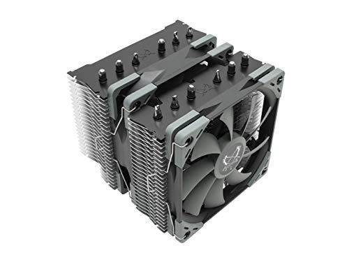 Cpu Cooler Scythe Fuma 2 High Performance 2 Kaze Flex Fans I