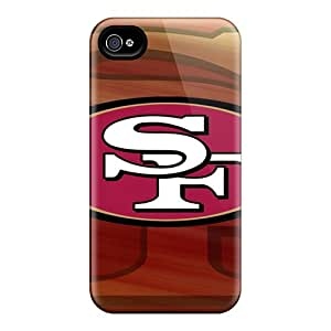 Shock Absorbent Hard Phone Cases For Iphone 6plus With Customized Nice San Francisco 49ers Pictures Marycase88