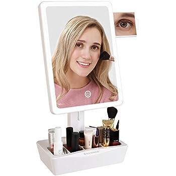 Amazon Com Artifi Lighted Vanity Mirror Lighted Makeup
