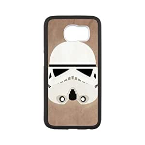 Samsung Galaxy S6 Cell Phone Case White Star Wars Kymp
