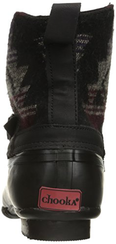 Duck Aztec Fashion Ankle Boot Chooka Women's Bootie EwqnCxAz