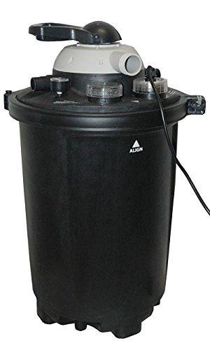 8000 gallon pond filter - 6
